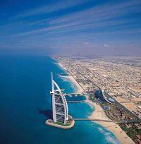 Единственная 7-звездная гостиница в Дубайи